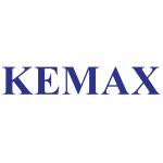 Kemax logo kvadratisk med hvit bakgrunn
