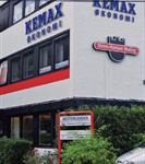 Kontor Fana gammel nettside kemax