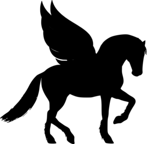Bedriftsforsikring Pegasos - bilde av Pegasos hesten